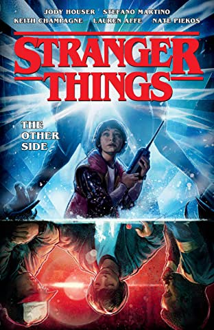 Stranger Things Tome 1: The Other Side