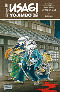Usagi Yojimbo Saga  Vol. 8