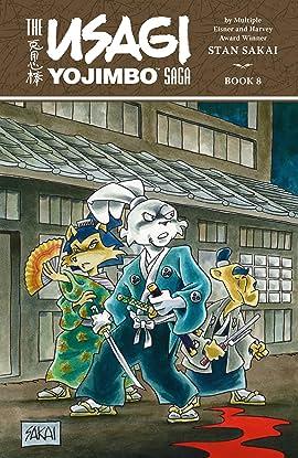 Usagi Yojimbo Saga Vol. 8