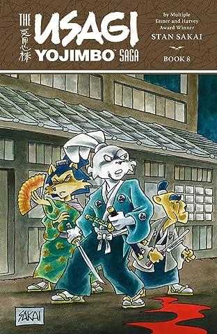 Usagi Yojimbo Saga Tome 8
