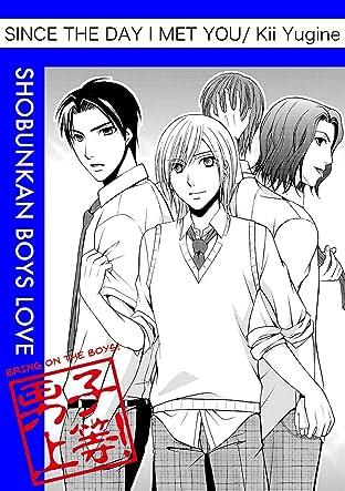 Since The Day I Met You (Yaoi Manga) Tome 1