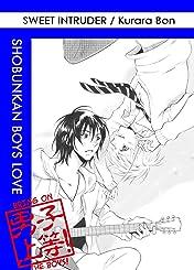 Sweet Intruder (Yaoi Manga) Vol. 1