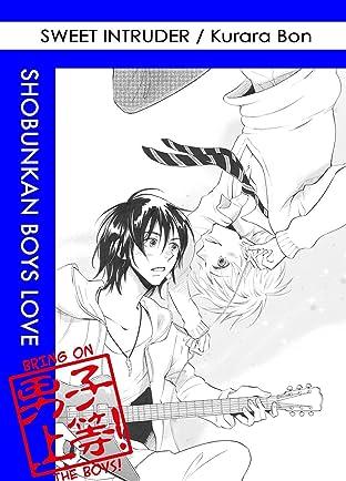 Sweet Intruder (Yaoi Manga) Tome 1