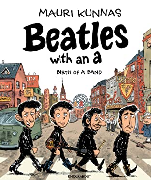 Beatles with an A