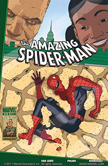 Amazing Spider-Man (1999-2013) #615