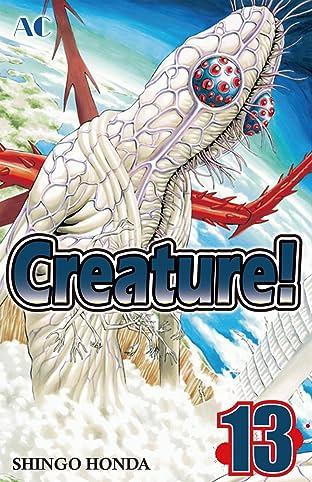 Creature! Vol. 13
