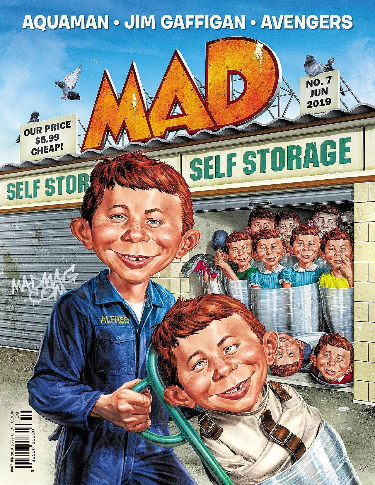 MAD Magazine (2018-) #7
