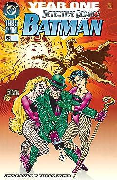 Detective Comics (1937-2011) Annual #8