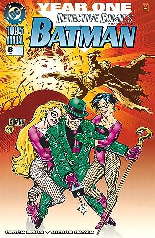 Detective Comics (1937-2011) Annual No.8
