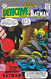 Detective Comics (1937-2011) #360