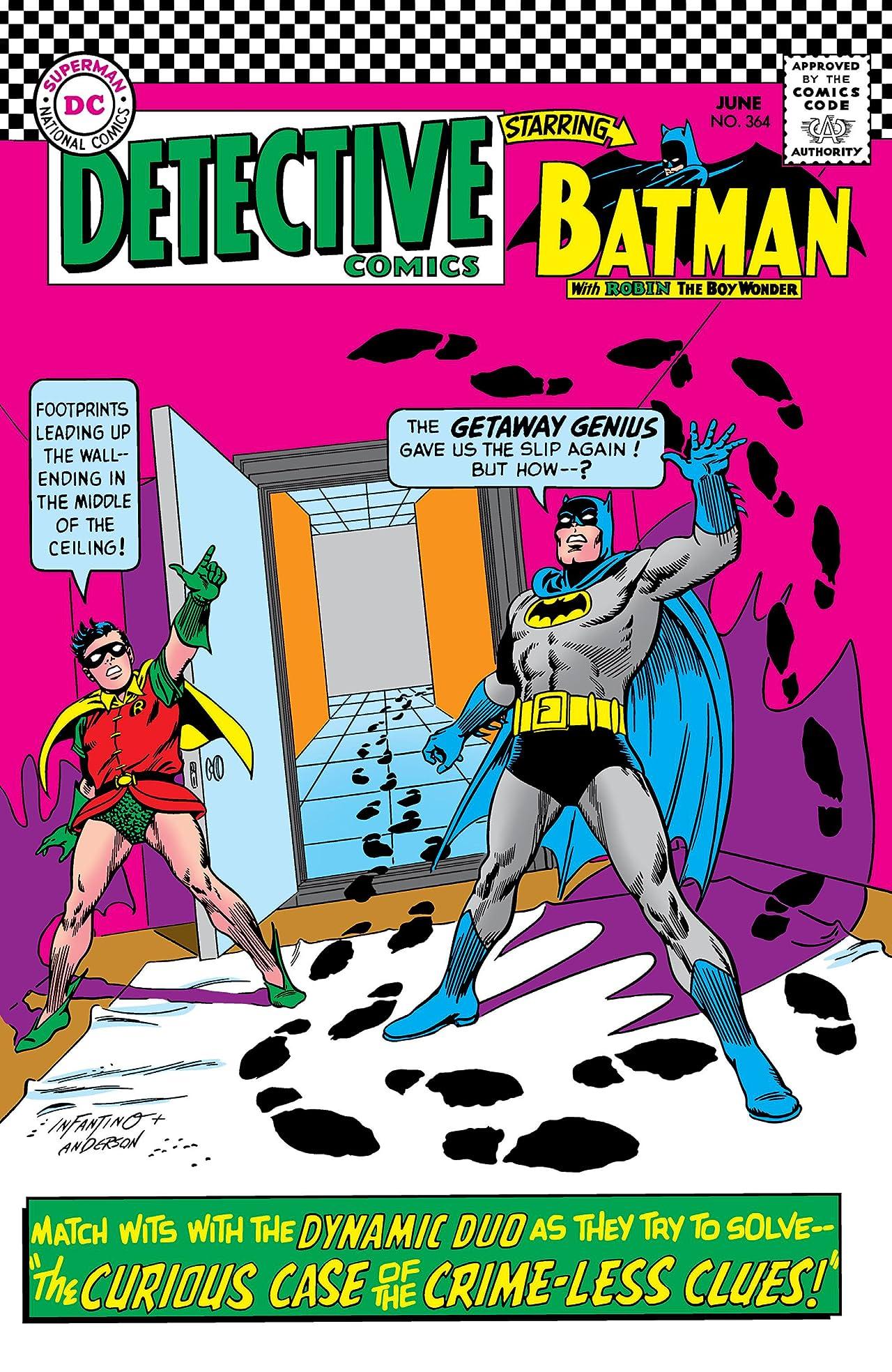 Detective Comics (1937-2011) #364