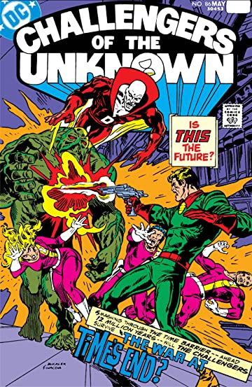 Challengers of the Unknown (1958-1978) No.86