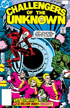 Challengers of the Unknown (1958-1978) #87