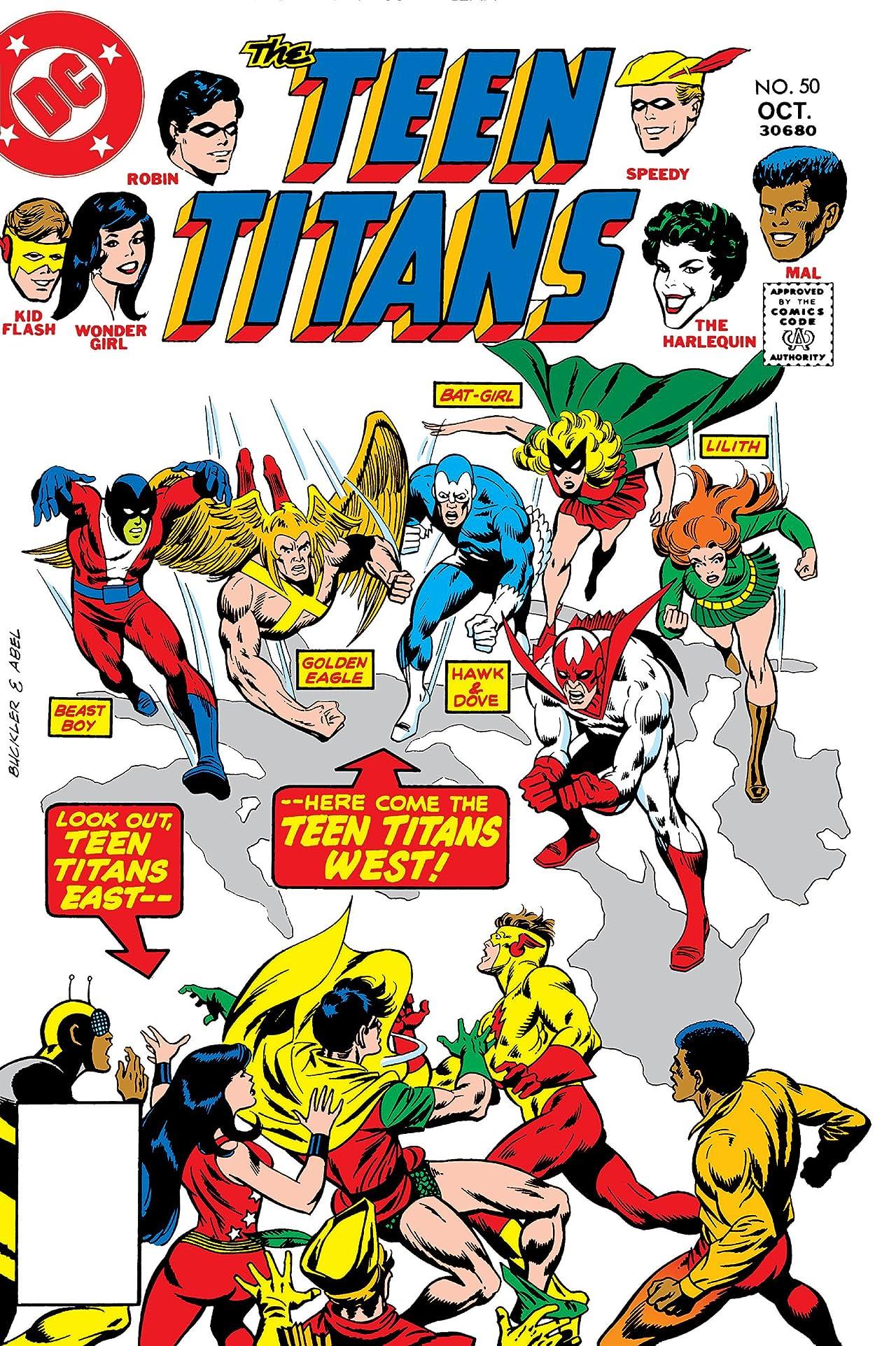 Teen Titans (1966-1978) #50