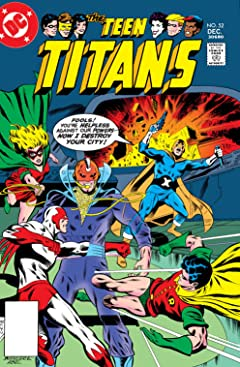 Teen Titans (1966-1978) #52