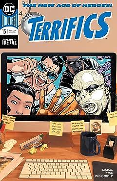 The Terrifics (2018-) #15