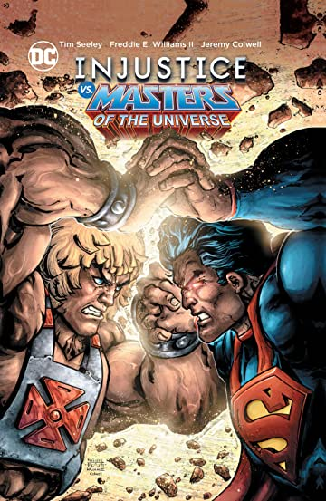 Injustice vs. Masters of the Universe (2018-2019)