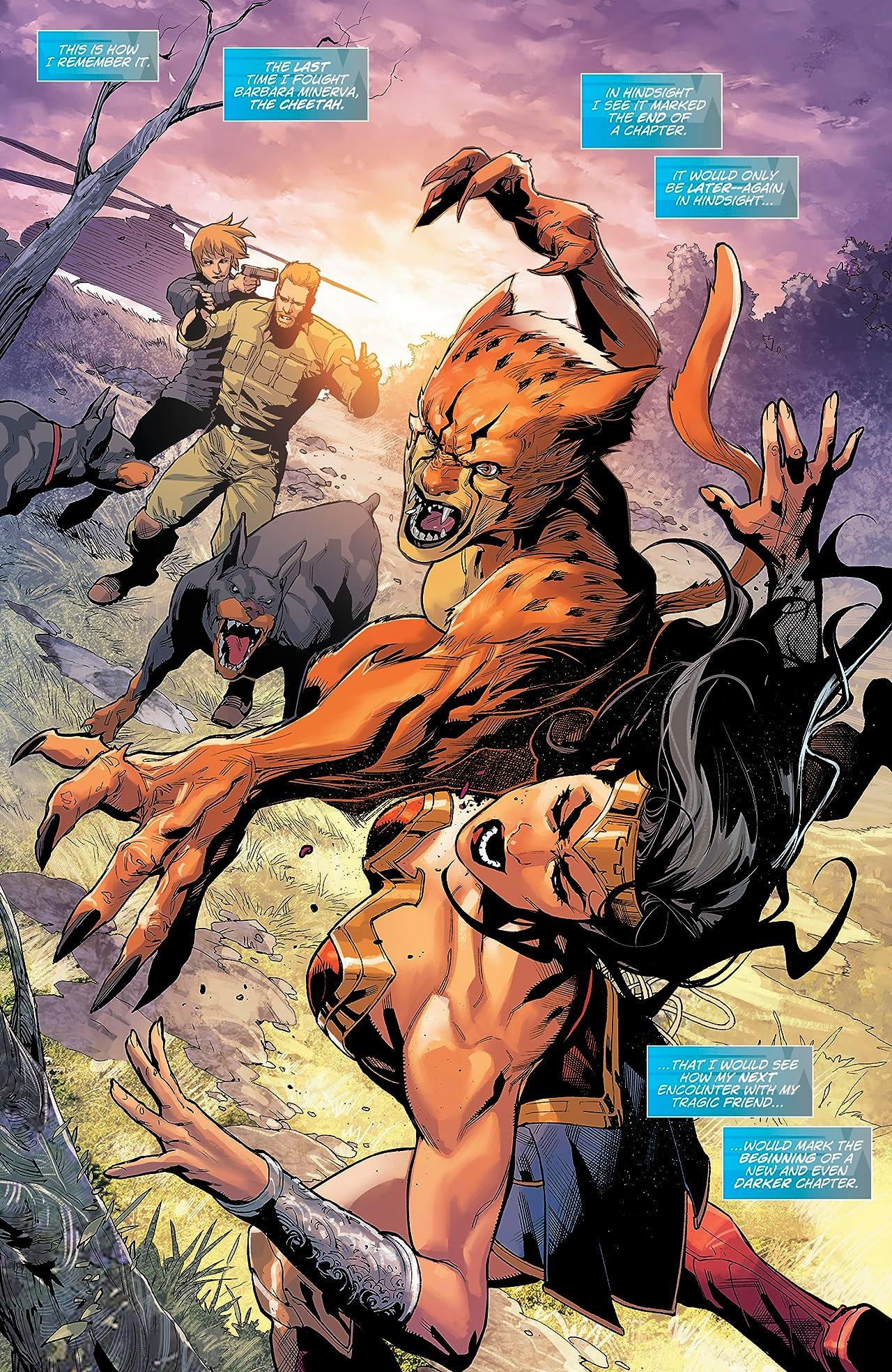Wonder Woman (2016-) Tome 8: The Dark Gods