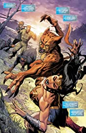 Wonder Woman (2016-) Vol. 8: The Dark Gods