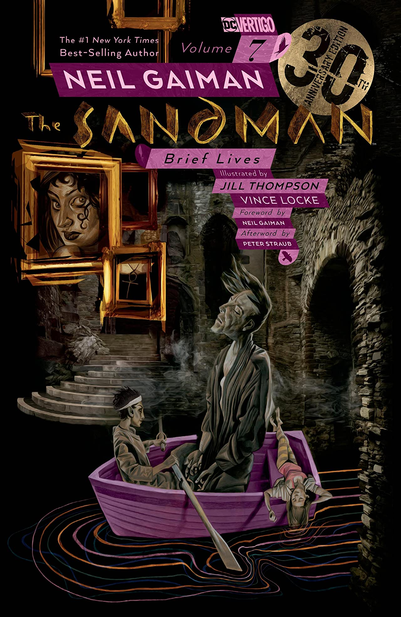 Sandman Vol. 7: Brief Lives - 30th Anniversary Edition