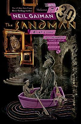 Sandman Vol. 7: Brief Lives - 30th Anniversary Edition