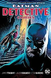 Batman - Detective Comics: The Rebirth Deluxe Edition - Book 4