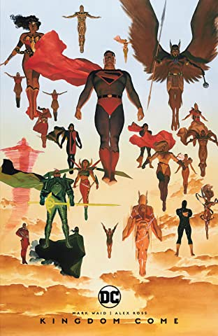 Kingdom Come : (DC Black Label Edition)