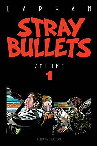 Stray bullets Vol. 1