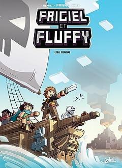 Frigiel et Fluffy Vol. 5: L'île perdue
