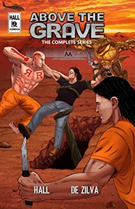 Above The Grave Vol. 1: The Complete Series