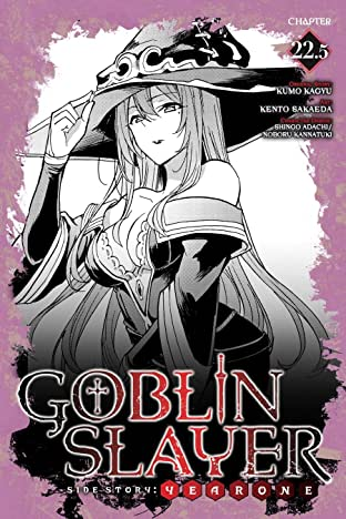 Goblin Slayer Side Story: Year One #22.5