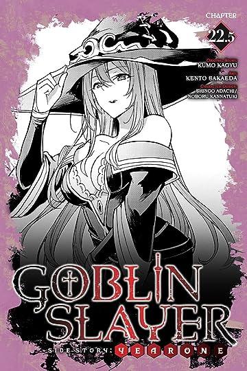 Goblin Slayer Side Story: Year One #22.5