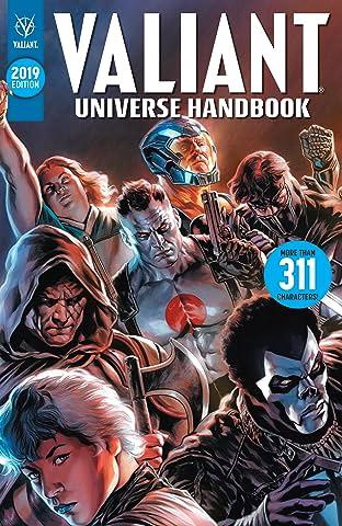 Valiant Universe Handbook 2019 Edition