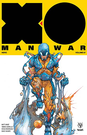 X-O Manowar Vol. 7: Hero