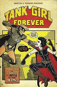 Tank Girl #1: Tank Girl Forever
