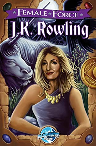 Female Force: JK Rowling
