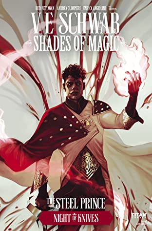 Shades of Magic: The Steel Prince No.2.4: Night of Knives