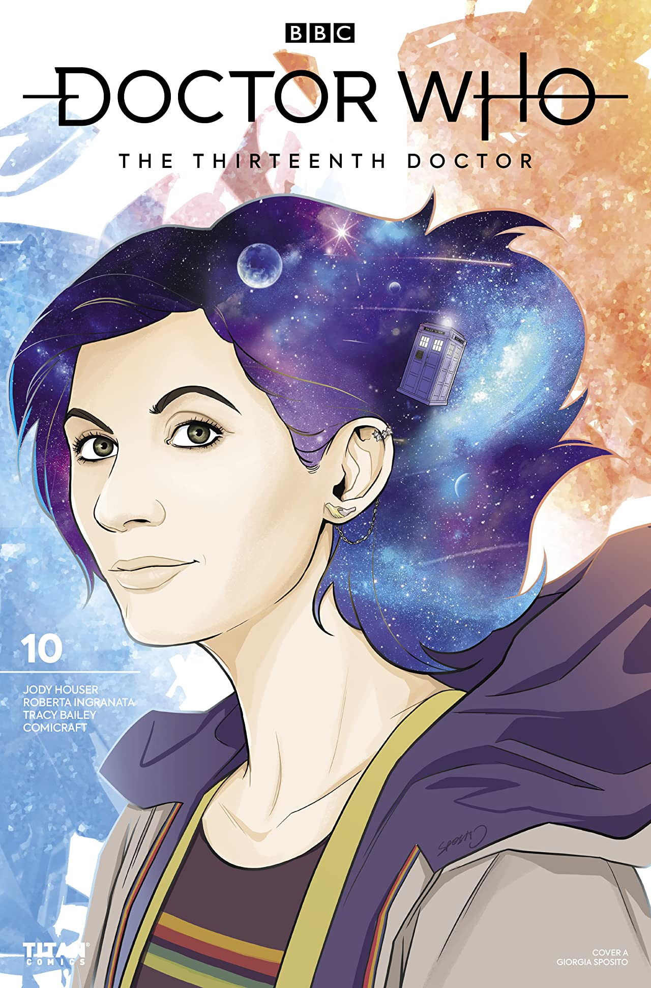 Doctor Who: The Thirteenth Doctor No.10