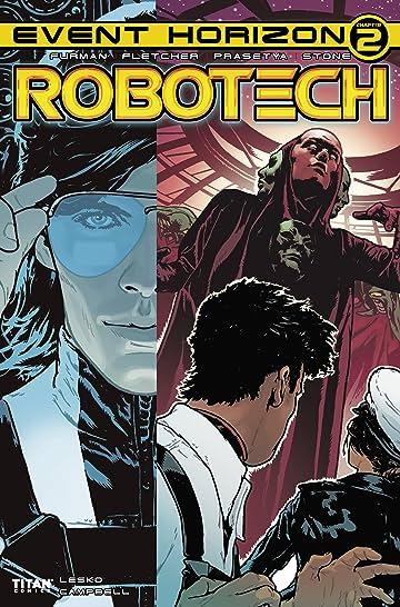 Robotech No.22
