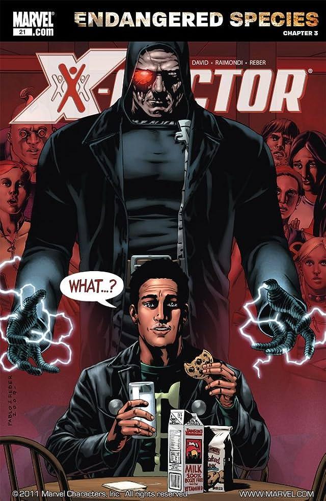X-Factor (2005-2013) #21