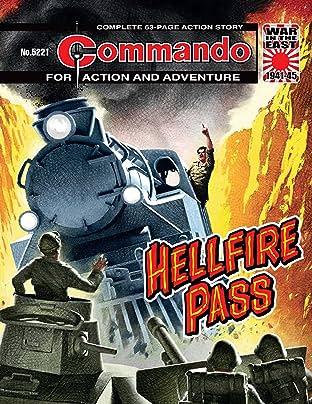 Commando #5221: Hellfire Pass