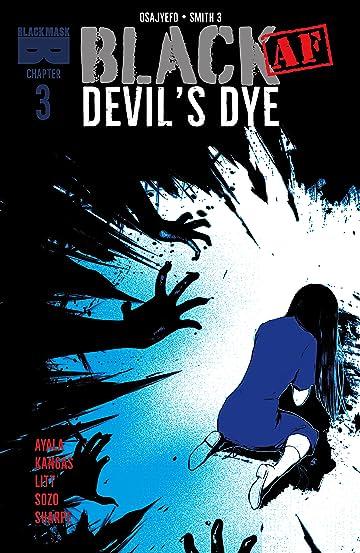 BLACK [AF]: Devil's Dye #3