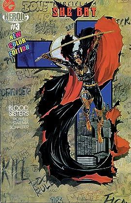 Murcielaga She-Bat #3