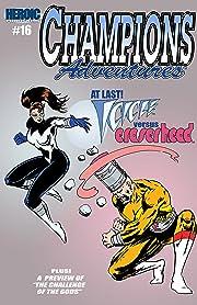 Champions Adventures #16
