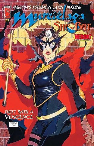 Murcielaga She-Bat #6