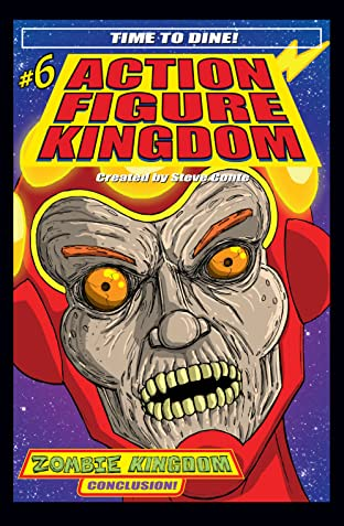 Action Figure Kingdom #6