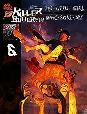 Killer Butterfly 06 The little Girl Who Screams #6