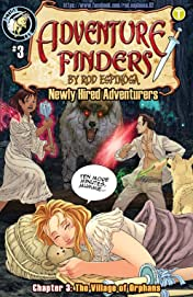 Adventure Finders No.3