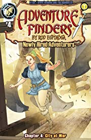 Adventure Finders: Newly Hired Adventurers #4
