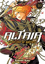 Altair: A Record of Battles Vol. 10